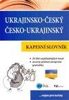 Obálka knihy Ukrajinsko-český česko-ukrajinský kapesní slovník