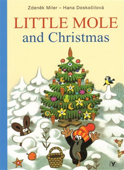 Obálka titulu Little Mole and Christmas