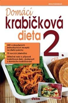 Obálka titulu Domácí krabičková dieta 2