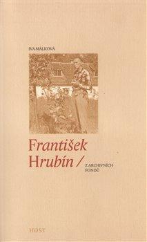 Obálka titulu František Hrubín