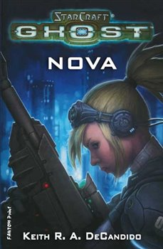 Obálka titulu Nova