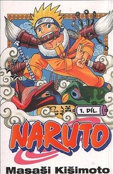 Obálka titulu Naruto Uzumaki