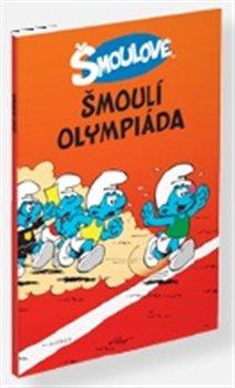 Obálka titulu Šmoulí olympiáda