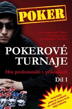 Obálka titulu Pokerové turnaje 1.