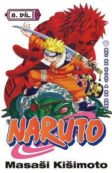 Obálka titulu Naruto 8: Boj na život a na smrt