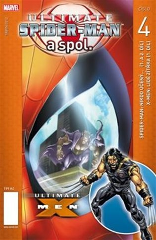Ultimate Spider-Man a spol. 4. - Mark Bagley, | Booksquad.ink