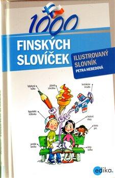 Obálka titulu 1000 finských slovíček