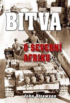 Obálka titulu Bitva o severní Afriku