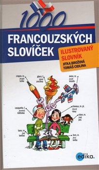 Obálka titulu 1000 francouzských slovíček