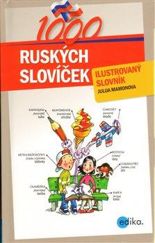 Obálka titulu 1000 ruských slovíček