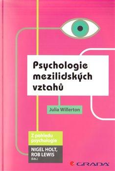 Obálka titulu Psychologie mezilidských vztahů