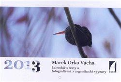Obálka titulu Kalendář 2013 - Marek Orko Vácha