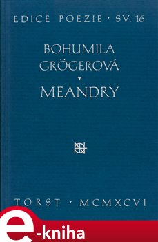 Obálka titulu Meandry
