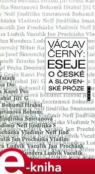 Obálka titulu Eseje o české a slovenské próze
