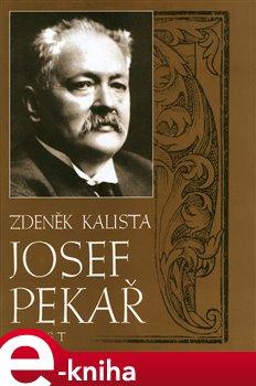 Obálka titulu Josef Pekař