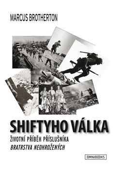 Obálka titulu Shiftyho válka