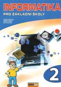 Obálka titulu Informatika pro ZŠ 2