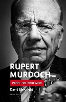 Obálka titulu Rupert Murdoch