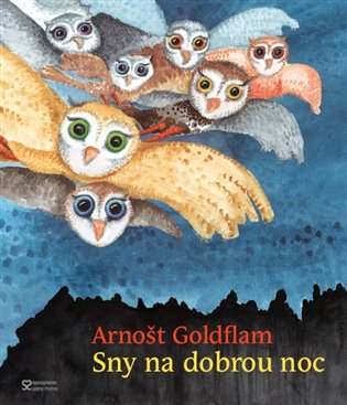 Sny na dobrou noc - Arnošt Goldflam | Booksquad.ink