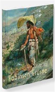 Obálka titulu Robinson Crusoe