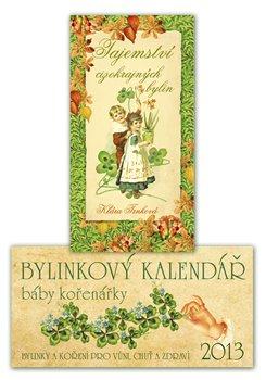Obálka titulu Bylinkový kalendář 2013 + Tajemství cizokrajných bylin