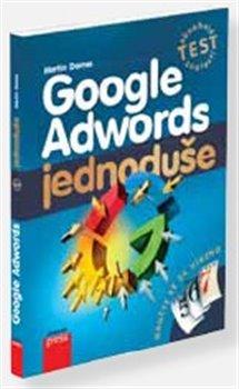 Obálka titulu Google Adwords Jednoduše