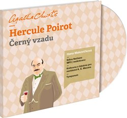 Obálka titulu Hercule Poirot - Černý vzadu