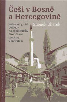 Obálka titulu Češi v Bosně a Hercegovině