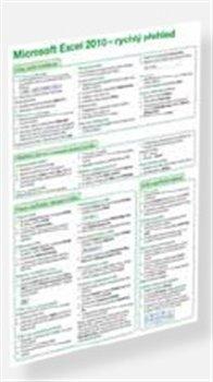 Obálka titulu Microsoft Excel 2010 – rychlý přehled