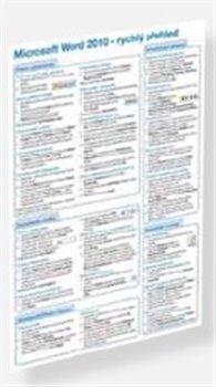 Obálka titulu Microsoft Word 2010 – rychlý přehled