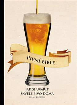 Obálka titulu Pivní bible