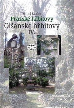 Obálka titulu Olšanské hřbitovy IV.