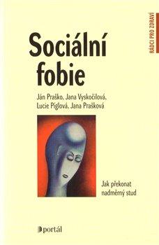 Obálka titulu Sociální fóbie