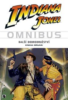 Obálka titulu Indiana Jones