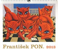 Kalendář František PON -2013
