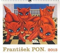 Obálka titulu Kalendář František PON -2013