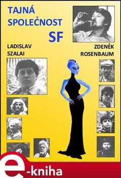 Obálka titulu Tajná společnost SF