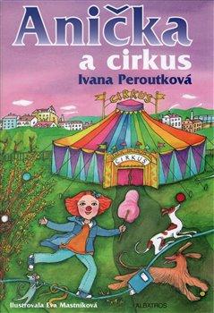 Obálka titulu Anička a cirkus
