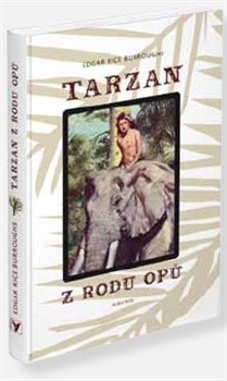 Obálka titulu Tarzan z rodu Opů