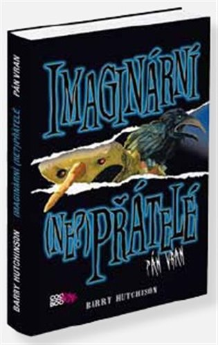 Imaginární (ne?)přátelé 3:Pán vran - Barry Hutchison | Replicamaglie.com