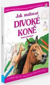 Jak malovat  divoké koně