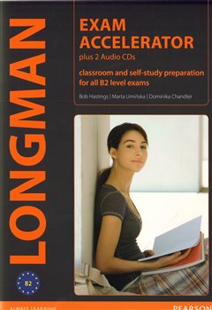 Obálka titulu Longman Exams Accelerator