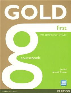 Obálka titulu Gold First Coursebook and Active Book Pack