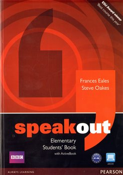 Obálka titulu Speakout Elementary Students Book and DVD/Active Book Multi-Rom Pack