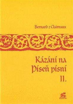 Obálka titulu Kázání na Píseň písní II.