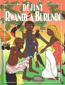 Obálka titulu Dějiny Rwandy a Burundi