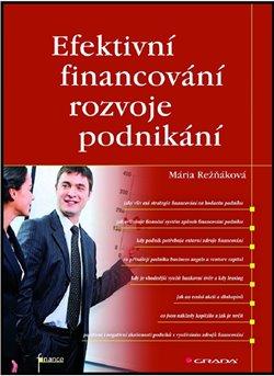 Obálka titulu Efektivní financování rozvoje podnikání