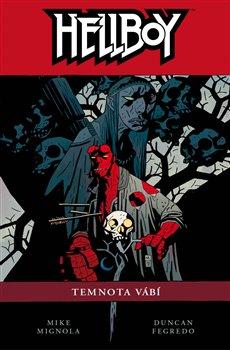 Obálka titulu Hellboy 8: Temnota vábí