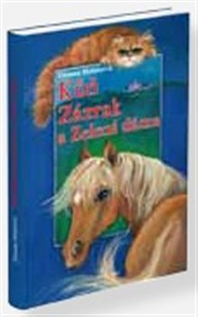 Obálka titulu Kůň Zázrak a Zelená dáma