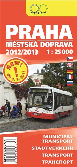 Praha-městská doprava 2012/2013
